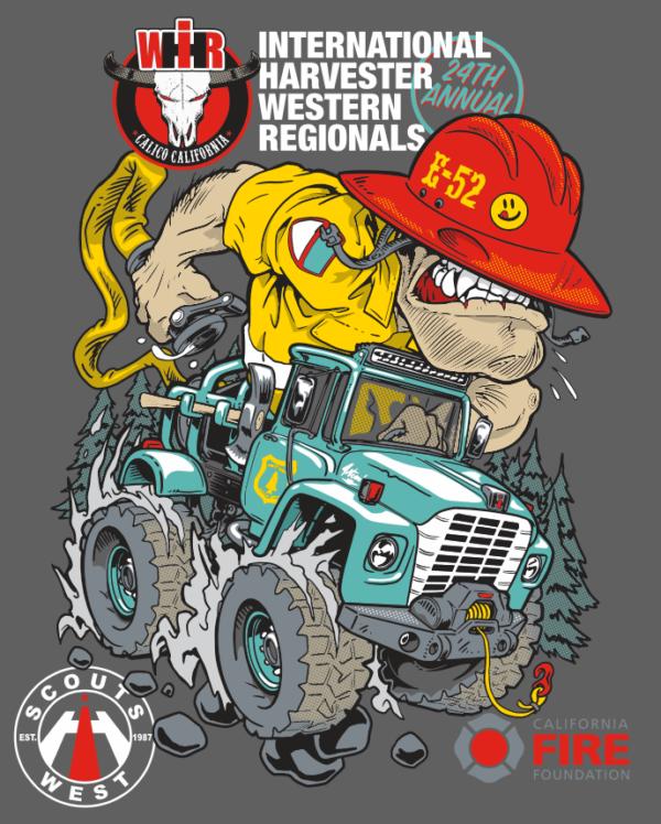 IHWR 2021 T-Shirt